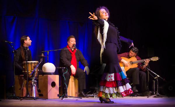 Compania Flamenca Sabine Jordan